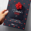 Elegant Valentine's Day Flyer