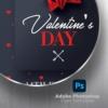 Elegant Valentine's Day Flyer
