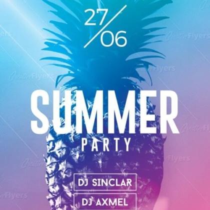 Summer Flyer Templates Psd