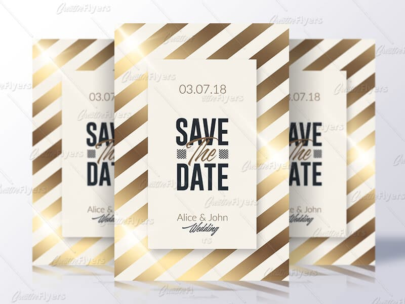 Wedding Flyer Templates Psd
