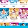 3 Spring flyers bundle