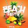 Beach Party flyer Psd