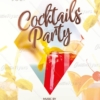Cocktails Party Flyer Template
