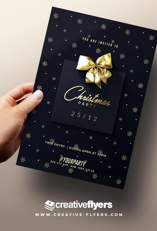 Special Christmas Invitation