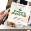 Breakfast Invitation template