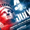 4th Of July Flyer Template Psd
