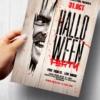 Retro Halloween Flyer