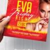 Friday Night Club Flyer