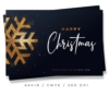christmas Invitations Template