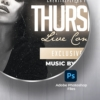 Thursday Party flyer
