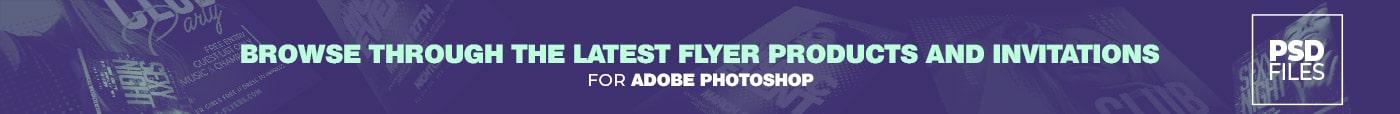 Flyers categories banner
