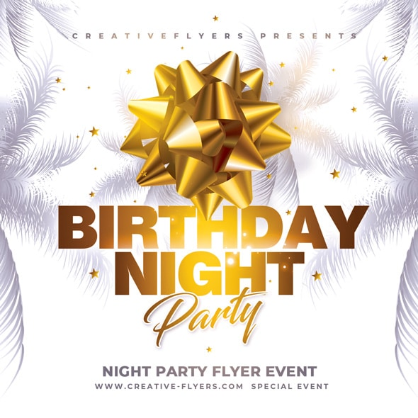 Photoshop Birthday Party
