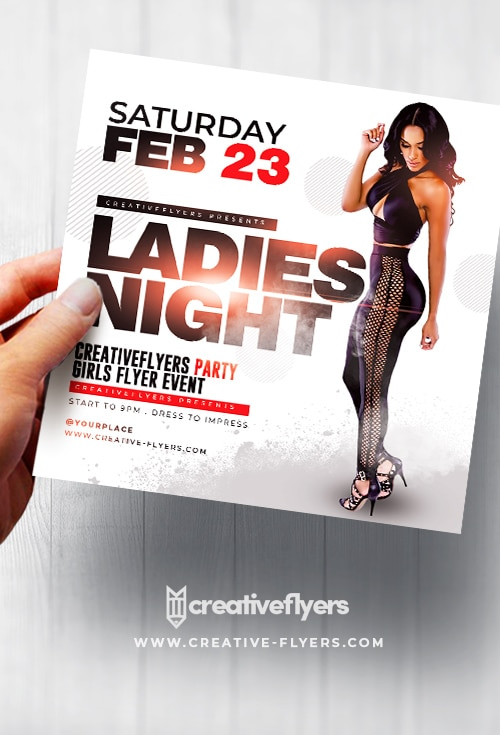 Photoshop Party Flyer