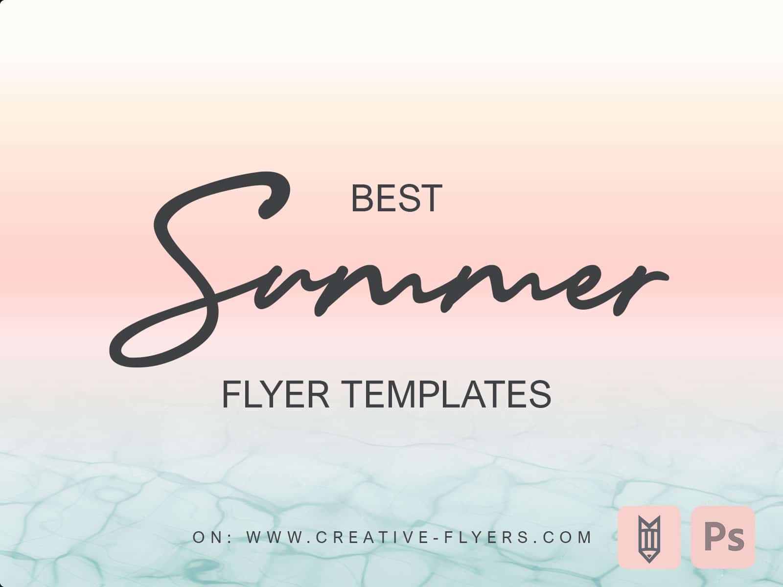 Summer Flyer Designs