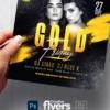 Nightclub Party Flyer