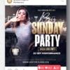 Elegant Nightclub Party Flyer
